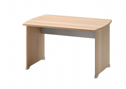 Jazz 120 cm Panel Leg Desk Desk